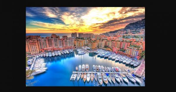 憧憬【絶景紀行】セレブの街「モナコ公国」美しすぎる【保存版】画像まとめ #モンテカルロ