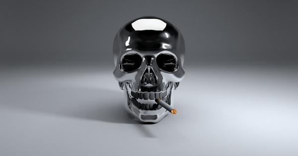マジか・・・ タバコが人体に与える影響とは!