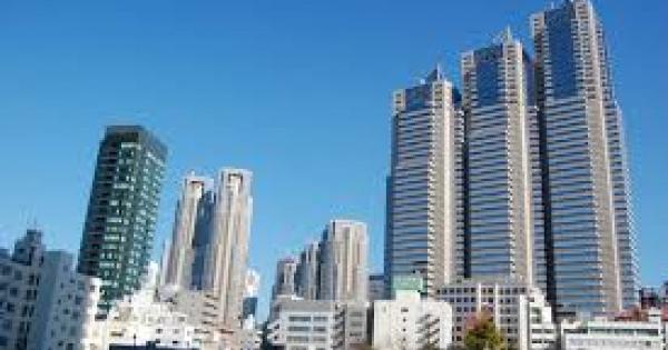 東京に集まりすぎ!!日本の高い建物ベスト20!!