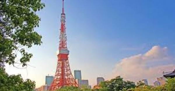 東京タワーの先は「戦車」で出来てるって知ってた!?!?