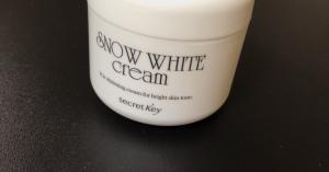 韓国の美白クリーム♡スノーホワイトクリームって効果あるの?美白になりたい韓国女子集合♡