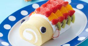 こどもの日🎏大人も嬉しいデコケーキ&可愛いキャラごはん☆