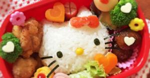 「超かわい過ぎる♡」おいしい♡人気の【サンリオ】のキャラ弁・レシピ【22選】