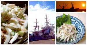 【北海道の定番料理!】いかサラダ♡釧路市漁業協同組合青年部さんのいかサラダレシピ