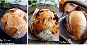 【カンパーニュ】美し過ぎるカンパーニュ♡クープ全開の画像とレシピ|関連グッズ