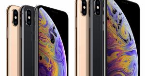 新iPhone、価格発表の瞬間に・・・