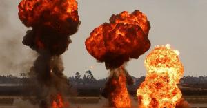 これがチャイナボカン!なんでも爆発する中国