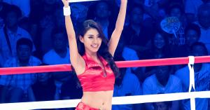ボクシングのラウンドガール♡画像をまとめてみました。
