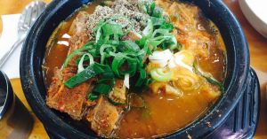 韓国料理で人気のカムジャタン