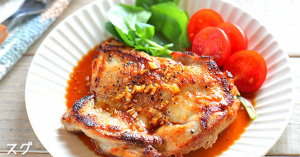 クックパッド「つくれぽ100超!」おいしい♡【鶏もも肉】レシピ【45選】☆
