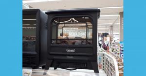 まるで炎!話題の【電気暖炉Dimplex】しかも安い?!Dimplex3機種をご紹介します!