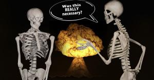 意外なあの国も?!・・・核兵器を持っている国まとめ