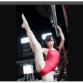 競泳水着でY字バランス!【グラドル】セクシー美女「稲森美優」さんの色気満点の【画像&動画】スペシャルまとめ #いにゃ #gra-DOLL