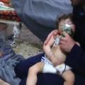 シリアの攻撃が残酷すぎるサリン使用か?
