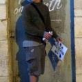バンクシーの素顔とされる昨年報道、2018年パレスチナ問題等とバンクシー、その他の新たな動き。