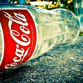 『Yes Coke Yes!』歴代 Signboard とか瓶とか自動販売機TOKA。