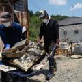 西日本豪雨による岡山県復興作業最新状況について