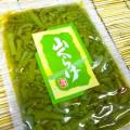 食感の楽しい不思議野菜山クラゲ(ステムレタス)