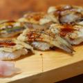 お寿司で定番ながら人気・美味の穴子(アナゴ)