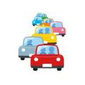 【雑学まとめ】車間距離を詰めると、渋滞は悪化しやすくなる