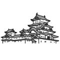 【雑学まとめ】城の周りに植えられた松の木は非常食用だった