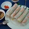 ベトナム料理で人気の生春巻き(なまはるまき)