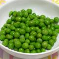 小さいけれど力強い豆類グリーンピース