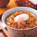 がっつり食べたい♪おいしい♡【キムチ丼ぶり】レシピ【16選】☆