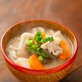 余った豚汁を救済♪おいしい♡【豚汁】アレンジ・レシピ!【12選】☆