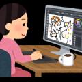 絵を描く人の作業場ツイートが話題に!「♯絵描きさんの作業環境がみたい」まとめ