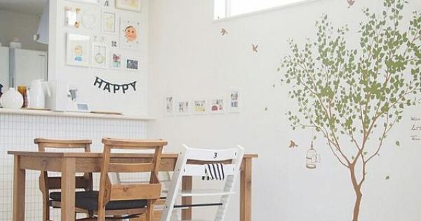 ダイソーの壁紙シールでリメイク 種類や大きさ可愛いい貼り方を紹介