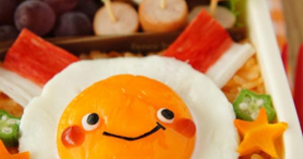見てるだけで幸せ 可愛すぎる卵料理 15選