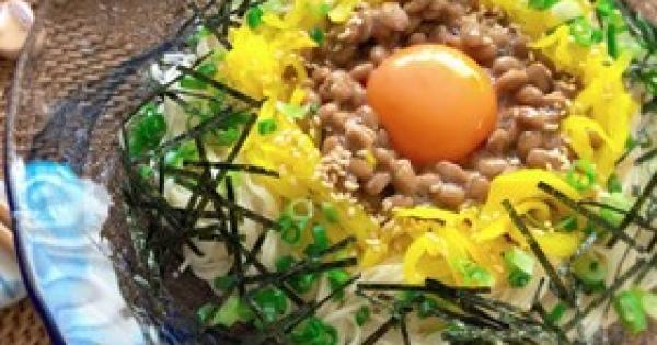 夏休みに1皿でOKなランチメニュー 簡単ランチレシピ 麺類・ご飯もの