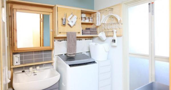 【賃貸OKなDIY】洗面所のセルフリノベ術