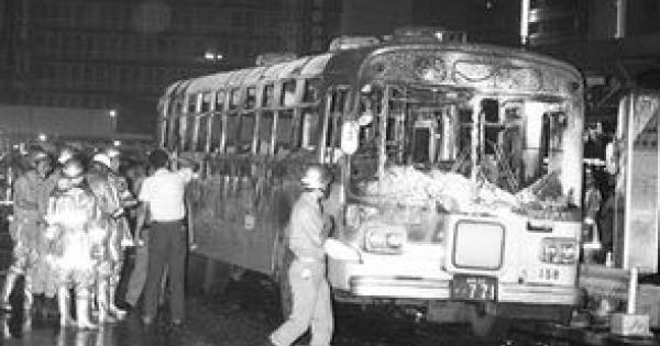 「6人死亡、重軽傷22人」新宿西口バス放火事件とは