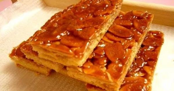 おうちで簡単に作れる♡フランスの菓子【フロランタン】レシピ♪