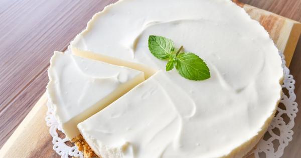 初心者でも簡単【レアチーズケーキ】レシピ♡