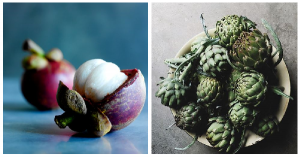 のんびり眺めるシリーズ『美しい野菜と果物』