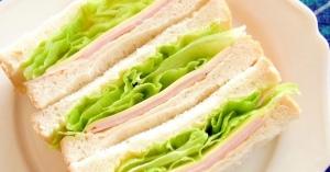 クックパッド「つくれぽ100-900超!」ヘルシー♡【野菜&フルーツ♡サンドイッチ】レシピ【15選】☆