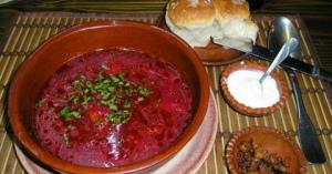 みんな大好き絶品スープのボルシチ