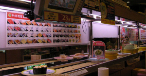 みんなに人気の回転寿司で起こるあるある