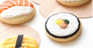 可愛くて食べられない!キュートなクッキー 【10選】
