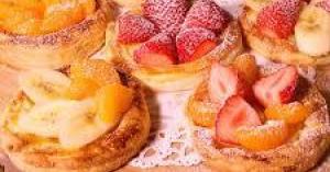 まろやかな甘さ♪美味しい【カスタードケーキ】レシピ♡
