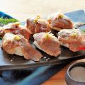 一度食べたら病みつきに!簡単&華やか♡おいしい♡【肉寿司】レシピ【18選】☆