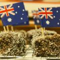 四角い形が可愛い♪オーストラリアの伝統的なお菓子【ラミントン】レシピ♡