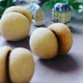 イタリアのお菓子♪別名「貴婦人のキス」【バーチ・ディ・ダーマ】レシピ♡