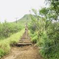 ハワイ オアフ島でマストトレッキング ココヘッド