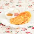 ふんわり♡自宅で作れる【パンケーキ】レシピ♪