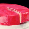 不思議な世界観☆鏡のようなアートケーキ!【ミラーケーキ】レシピ♪