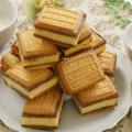 おいしさ倍増♡重ねて楽しむ【サンドクッキー】レシピ♪
